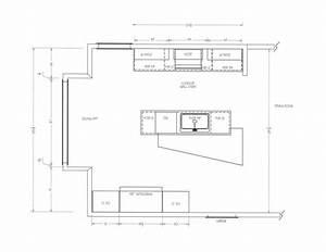Galley, Kitchen, Floor, Plan, Ideas