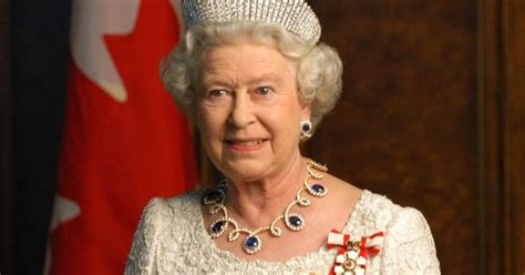 queen elizabeth ii wrote  heartfelt letter   friend