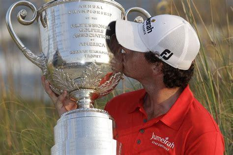 2012 PGA Championship: Rory McIlroy, Tiger Woods ...