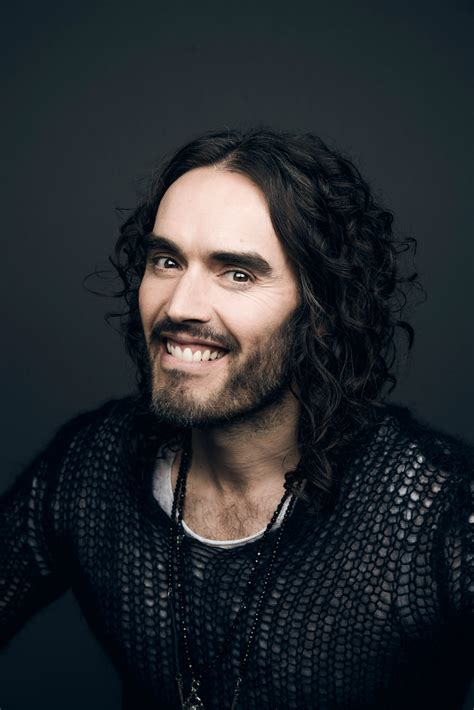 russell brand latest russell brand re birth at the lowry