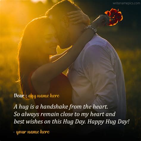hug day wishes quotes   pic
