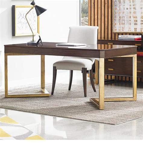 white and gold writing desk nova white and gold rectangular writing desk