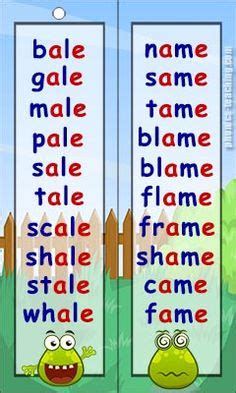 ide words  words  images english phonics
