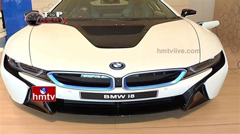 Bmw I8 Car Review, Specifications & Price In India