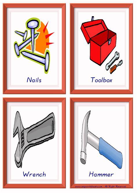 furniture esl printable vocabulary worksheets