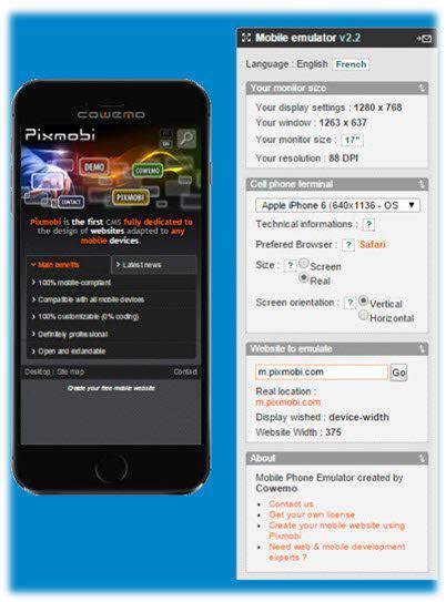 mobile device emulator free mobile device emulators logigear magazine