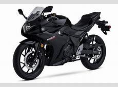 2018 Suzuki GSX250R Katana First Look 12 Fast Facts