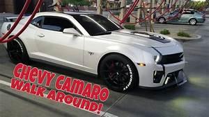 Custom Chevy Camaro Walk Around