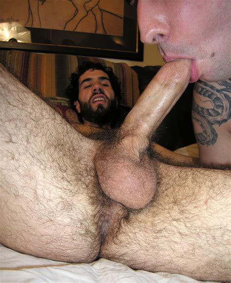 Hairy Straight Guy Doug Gets A Hot Blow Naked Guys Hot