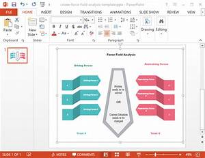 Flowchart Maker  Force Field Analysis Templates For Pdf