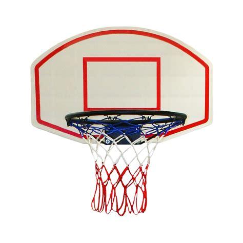 outdoor basketball hoop basketballring ø 48 cm mit board 90 x 60 x 1 5 cm