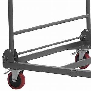 Chariot De Transport Pliable : chariot de stockage et de transport pour table pliante 4 ~ Edinachiropracticcenter.com Idées de Décoration