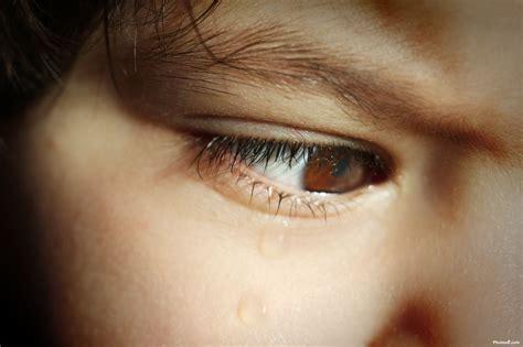 Child Weeping Eyes