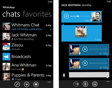 whatsapp voice calling finally arrives on windows phone mobilesyrup