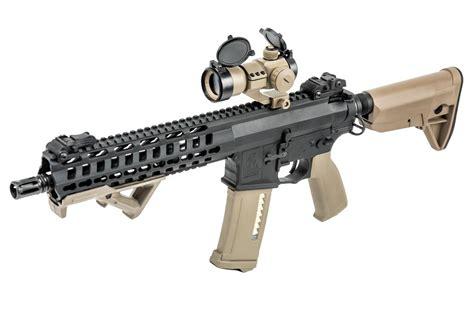 Airsoft GI Custom Mule M4 CQBR Airsoft Rifle