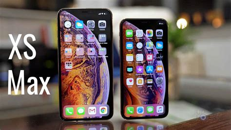 iphone xs max complete walkthough tests