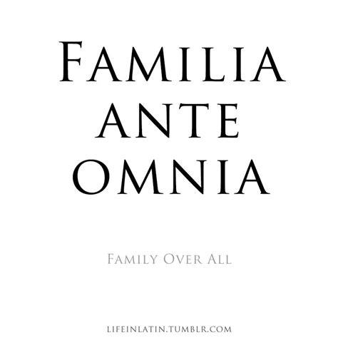 family all courtesy of