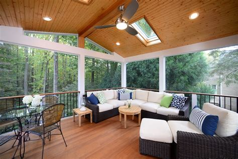 Build Porch by 5 Considerations For Building A Screened Porch On An