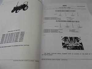 John Deere 650  U0026 750 Crawler Tractor Loader Parts Catalog