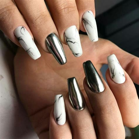 Different types of nail designs