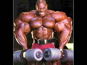 WORLD BIGGEST MUSCLE MAN - YouTube
