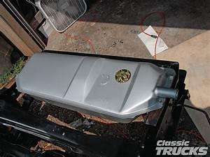 Fuel System Install