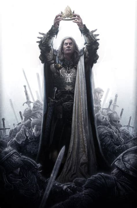 The Emperor Of Thorns, Víctor Manuel Leza  Cg Computer