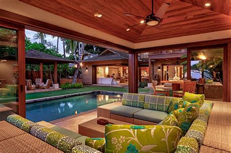 diamond head oceanfront luxury home offers oahu island