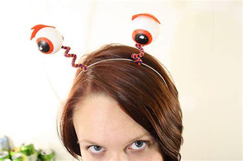 fabulous adult diy masks  headbands  halloween