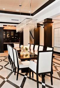 15 high end contemporary dining room designs With how to create perfect modern dining room