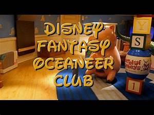 Disney Fantasy Oceaneer Club: Tour and Kid's Walkthrough ...