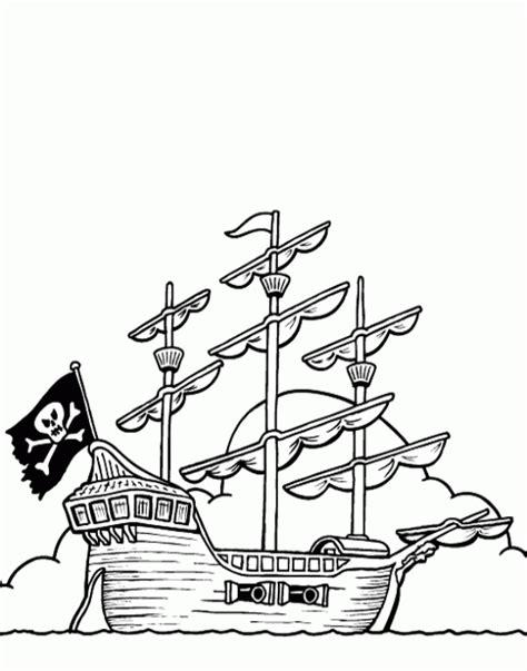 Dibujo Barco Pirata Infantil by Colorear El Barco Pirata Opticanovosti 6f1060527d71