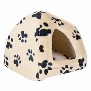 Panier Pour Chien Original : panier sheila beige pour chat et petit chien confort du chat sur animalerie boutique ~ Teatrodelosmanantiales.com Idées de Décoration