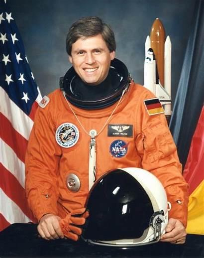 Walter Ulrich Dr Astronaut Prof Siemens Biografie