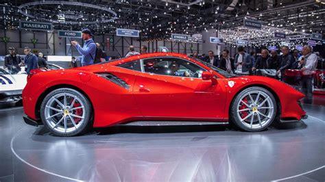 Ferrari 488 Pista Nominata Supercar Of The Year 2019 Da