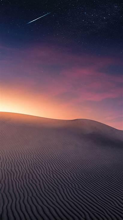 Desert 4k Iphone Sky Sunset Dune Wallpapers