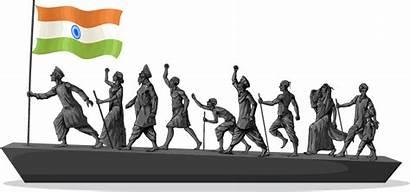 Struggle Freedom India 1857 Independence 1947 Indian