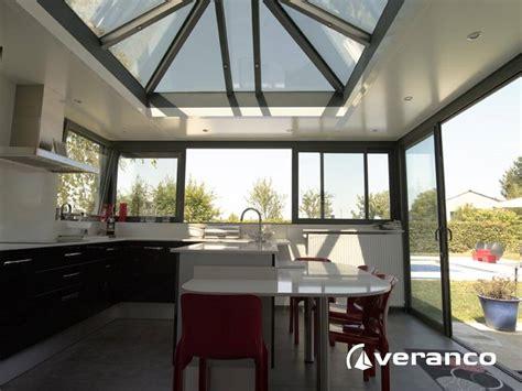veranda cuisine véranda cuisine une véranda pour agrandir sa cuisine