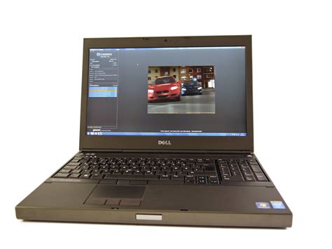 Dell Precision M4800 Mobile Workstation by Dell Precision M4800 Mobile Workstation