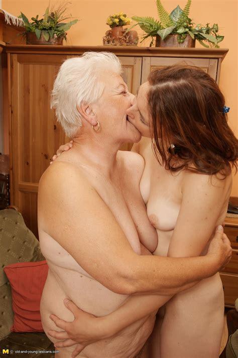 Ebony Lesbian Young Old