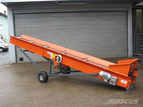 kozina conveyor belt ttd5 5m occasion 233 e d immatriculation 2016 sauterelle tapis