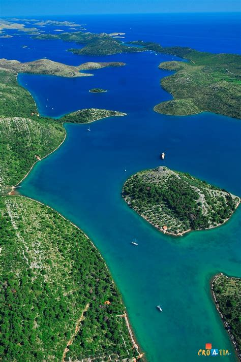Telašćica Dugi Otok Croatia Telašćica Is A Bay Situated