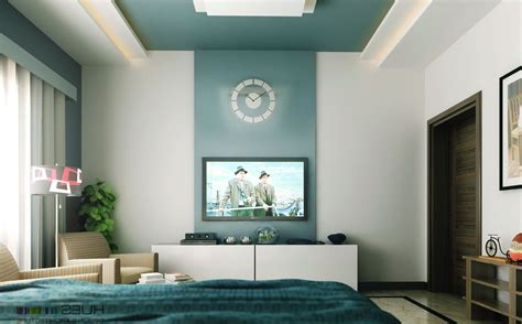 Painting Bedroom Walls Two Different Colors  Home Combo