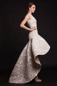 wedding dresses high low the new look high low wedding dresses are wow onefabday