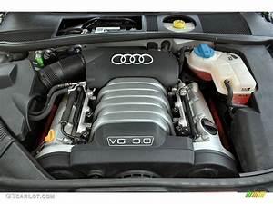 2004 Audi A6 3 0 Quattro Sedan 3 0 Liter Dohc 30