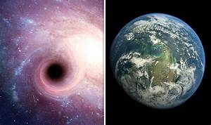WARNING: Supermassive black hole heading Earth's way at ...