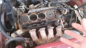 Daewoo Lanos 1 4l - Engine Dismantling Before Swap And Autopsy  Part 1
