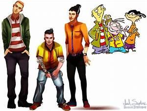 Ed, Edd n Eddy, All Grown Up | Some ships | Pinterest ...