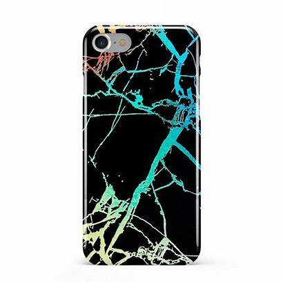 Marble Case Holographic Iphone Apple Cases Phone