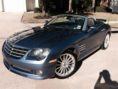 2005 Chrysler Crossfire For Sale by 2005 Chrysler Crossfire Srt6 Roadster For Sale By Owner